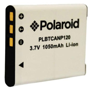 Polaroid High Capacity Casio NP90 Rechargeable Lithium Replacement Battery