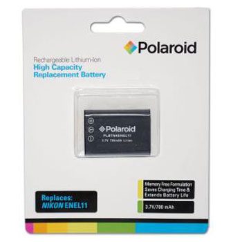Polaroid Rechargeable Battery Nikon EN-EL11 Replacement