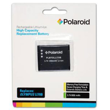 Polaroid Rechargeable Battery Olympus LI70B Replacement