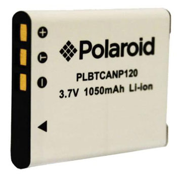 Polaroid Rechargeable Lithium Battery Replaces Panasonic BCF10