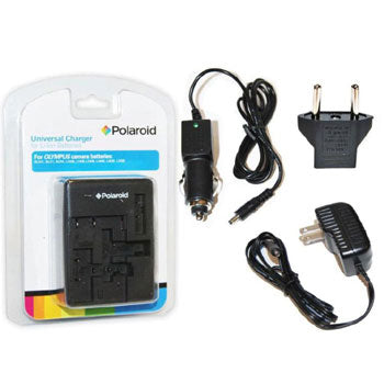 Polaroid Universal Battery Charger for Olympus Camera Batteries