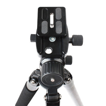 Polaroid Studio Series 67-in Combo Pro Tripod with a Built-in Monopod