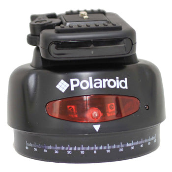 Polaroid Automatic Motorized Head W-Wireless Remote for SLR Cameras & Camcorders