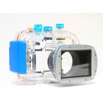 Polaroid Dive Rated Waterproof Underwater Case for Canon Powershot G11 G12
