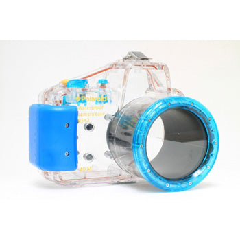 Polaroid Waterproof Housing for Sony Alpha NEX-3 with 18-55mm