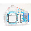Polaroid Waterproof Housing for Sony Alpha NEX-5N w 18-55mm Lens