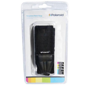 Polaroid Neoprene Adjustable Cushioned Neck Strap for SLR Cameras