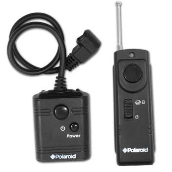 Polaroid Wireless Remote Controlled Shutter Release Equivalent RS-60E3 F Canon
