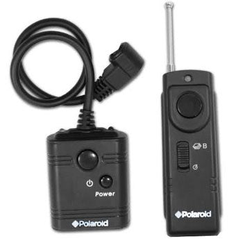 Polaroid Remote Controlled Shutter Release Equivalent RS-80N for Canon
