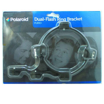 Polaroid O-Ring Shaped Dual Bracket with 2 Standard Shoe Mounts