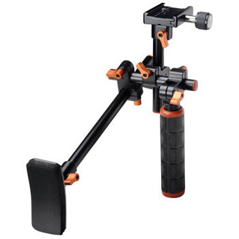 Polaroid Adjustable Shoulder Stock for Video or Sill Photography