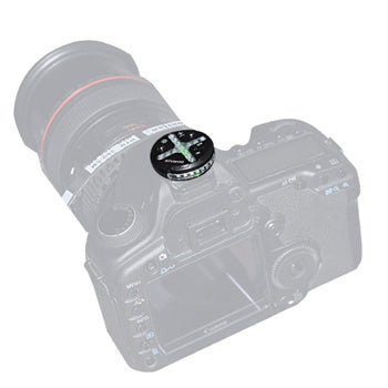 Polaroid 3-D Digital Spirit LED Bubble Level for SLR Cameras