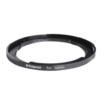 Polaroid 58mm Lens and Filter Adapter Ring for Canon G1X Camera