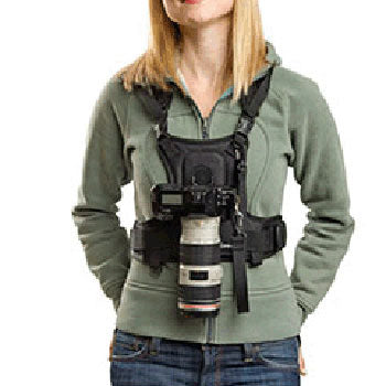 Cotton Carrier Vest system for 1 camera (635 RTL-S)