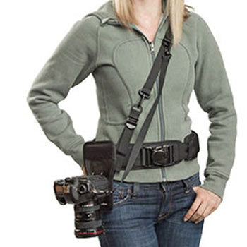 Cotton Carrier Belt System for 1 Camera (CC-514-RTL-S)