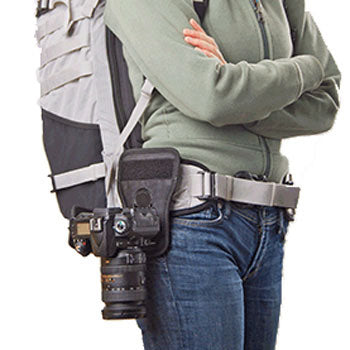 Cotton Carrier Side Holster for Regular Cameras