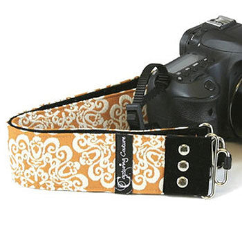 Capturing Couture Serenity Clay 2-inch Camera Strap