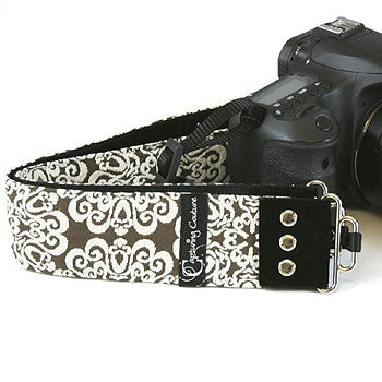 Capturing Couture Serenity Earth 2-inch Camera Strap