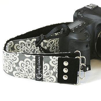 Capturing Couture Serenity Rock 2-inch Camera Strap