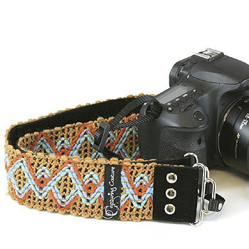 Capturing Couture Dakota Twist 2-Inch Camera Strap