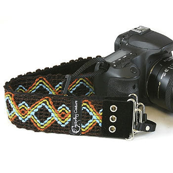 Capturing Couture Dakota Twine 2-Inch Camera Strap