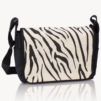 Jill-e Safari Collection Carryall Covers (Zebra-Leopard)