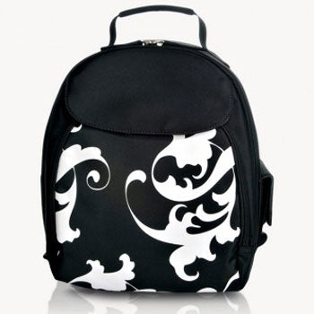 Jill-e Baroque Backpack (Black)