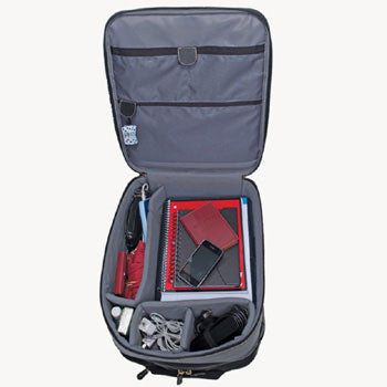 Jill-e Extra Large Rolling Camera Bag  (Black)