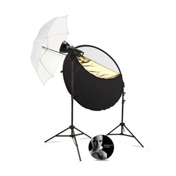 Westcott Photo Basics StrobeLite 3-Light Educational Monolight Kit