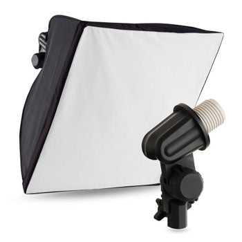 "Westcott Photo Basics uLite Constant Light Head with 20"" Collapsible Softbox"