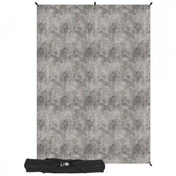 Westcott X-Drop Background System Kit with Mist 5'x7' Backdrop