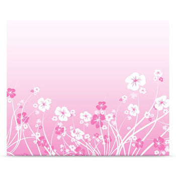 Westcott Pink Daisies 5'x6' Scenic Photo Backdrop