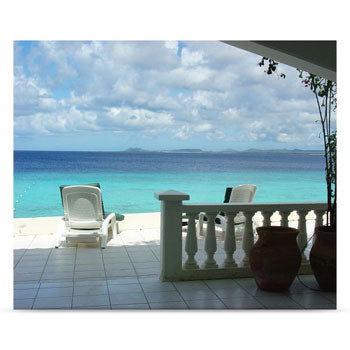 Westcott Ocean View 5'x6' Scenic Photo Backdrop