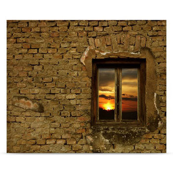 Westcott Sunset Window 5'x6' Scenic Photo Backdrop