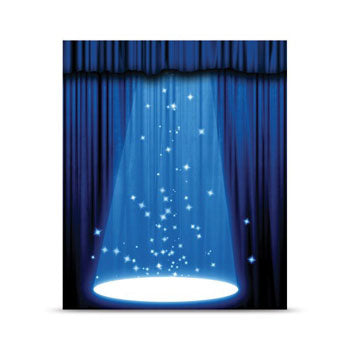 Westcott Center Stage 5'x6' Scenic Photo Backdrop
