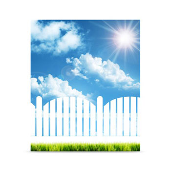 Westcott Morning Sunshine 5'x6' Scenic Photo Backdrop
