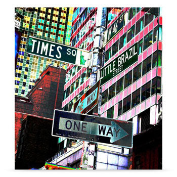 Westcott Times Square 6'x8' Scenic Photo Back Drop