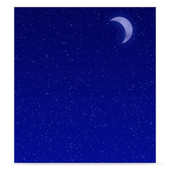 Westcott Moonlight 6'x8' Scenic Photo Back Drop