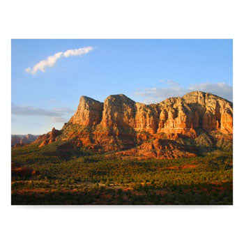 Westcott Mountain View 6'x8' Scenic Photo Back Drop