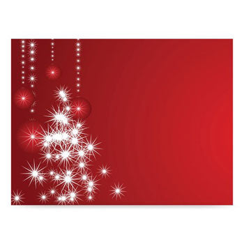 Westcott Holiday Cheer 6'x8' Scenic Photo Back Drop
