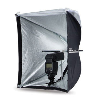 "Westcott 16"" Mini Apollo Speedlight Softbox Modifier Kit"