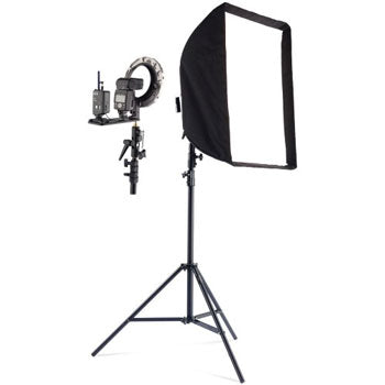 "Westcott Magic Slipper Small 16""x22"" Softbox with Silver Interior Kit"