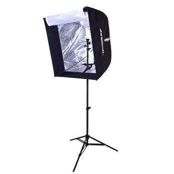 "Westcott 28"" Apollo Flash Medium SoftBox Speedlight Modifier Kit"