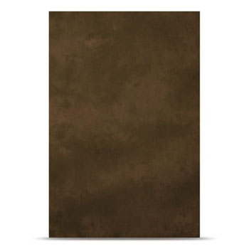 Westcott Rich Mocha 10'x12' Wrinkle-Resistant Fabric Backdrop