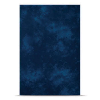 Westcott Moonlight Cloudscape 10'x24' Wrinkle-Resistant Fabric Backdrop