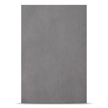 Westcott Smokey Gray 10'x24' Wrinkle-Resistant Fabric Backdrop