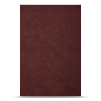 Westcott Autumn Red 10'x24' Wrinkle-Resistant Fabric Backdrop