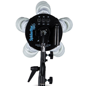 Westcott SpiderLite TD6 Constant Lights 2-Light Set with Large Shallow Softbox and StripBank