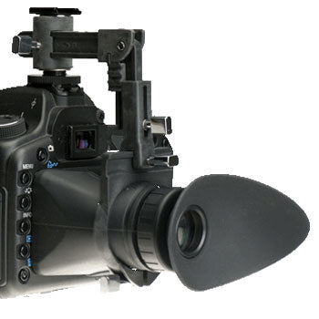Hoodman DSLR Cinema Pro Kit with HoodLoupe 3.0-HoodMag 3.0-HoodCrane