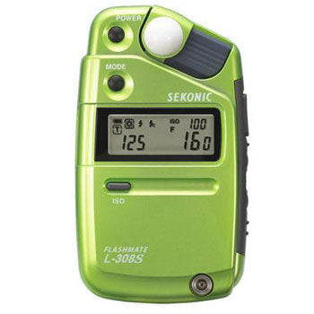 Sekonic L-308S Flashmate Green